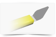 Implant blade